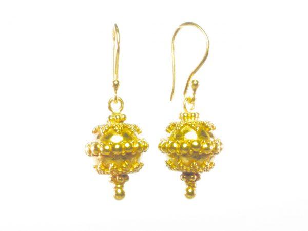 Sas Design Jewelry Etruskische oorbellen