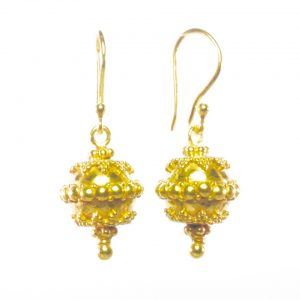 Etruscan Inspired Earring – E1119