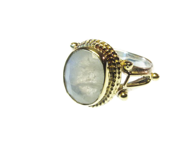 Moonstone Hippie Chic Ring – R7703