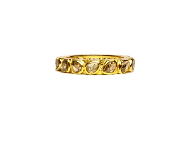 18k diamanten ring